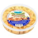 Rusalochka Herring Fillet in Oil with Onions and Spices 190g