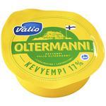 Сир Валіо Олтерманні напівтвердий безлактозний без глютену 17% 250г