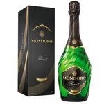 Вино игристое Mondoro Brut Gran Cuvee Bianco белое сухое 12% 0,75л