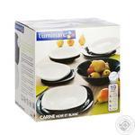 Luminarc Table Service 19 items