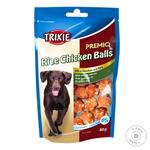 Food Trixie with rice for dogs 80g
