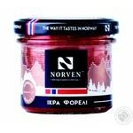 Norven trout grain-growing caviar 110g