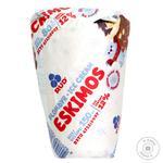 Мороженое Рудь пломбир Эскимос в вафельном стаканчике 80г