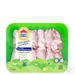 Куриное мясо голени Наша Ряба вакуумная упаковка