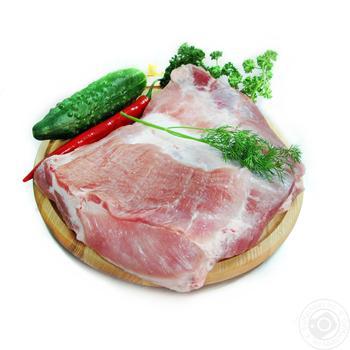 Свиная почеревка без кости кг
