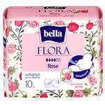 Bella Flora Rose Sanitary Pads 10pcs