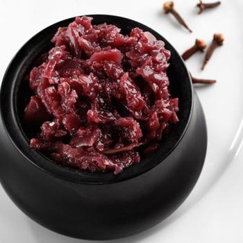 Красная капуста в вине