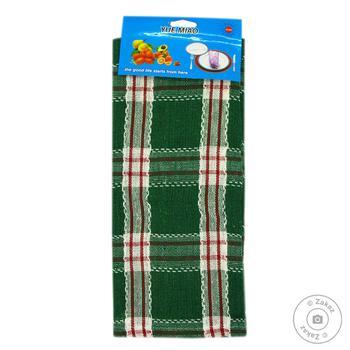 Wafer towel 40x65cm KL18 - buy, prices for Furshet - image 1