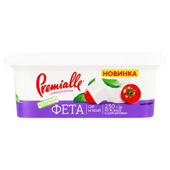 Сир Pemialle Фета безлактозний 45% 230г