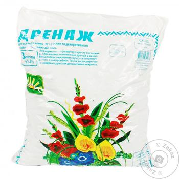Nadiya Drainage Expanded Clay 3L - buy, prices for Tavria V - image 1