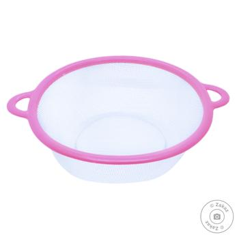 Sieve with Plastic Handles - buy, prices for Furshet - image 1