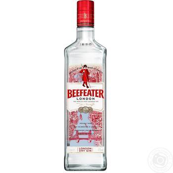 Джин Beefeater 40% 1л - купити, ціни на Метро - фото 4