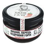 Джем-соус Tato Pepper Jam вишня, перец, кедровй орех 130г