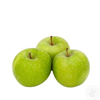 Granny Smith apple import