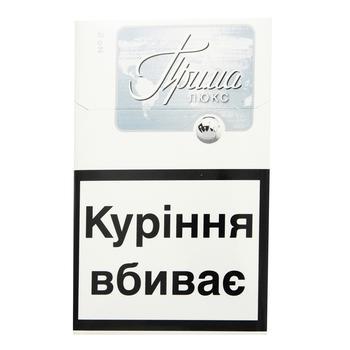 Цигарки Прима Люкс cрібна - купити, ціни на Восторг - фото 1