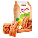 Печиво Roshen Lovita Cake Cookies здобне яблуко-кориця 168г