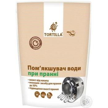 Засіб Tortilla для пом'якшення води при пранні 400г - купити, ціни на Novus - фото 1
