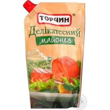 Майонез Делікатесний Торчин 350г