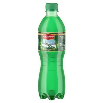 Напиток Бон Буассон Тархун безалкогольный на вкусо-ароматических добавках сильногазированный пластиковая бутылка 500мл Украина