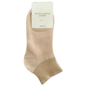 Шкарпетки жіночі в асортименті 22-24 розмір