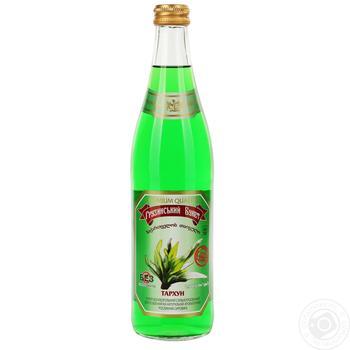 Напиток газированный Грузинский Букет Тархун 0.5л
