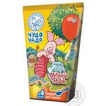 Пюре Чудо Чадо яблоко морковь-айва 125мл