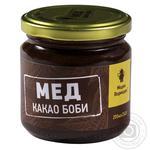 Мед какао бобы медик ведмедик 240г