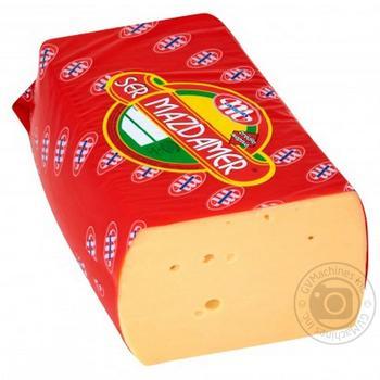 Сыр Mlekovita Маздамер твердый 45%