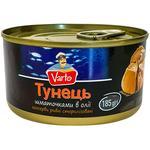 Varto Tuna Slices in Oil 185g