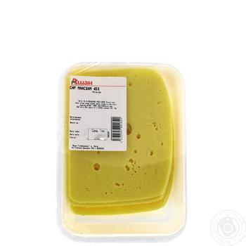 Сыр Wloszczowski Маасдам 45%