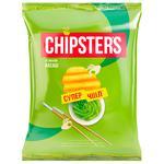 Чіпси Chipsters Васабі 110г