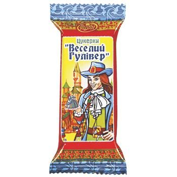 Lisova Kazka Veseliy Gulliver Candy