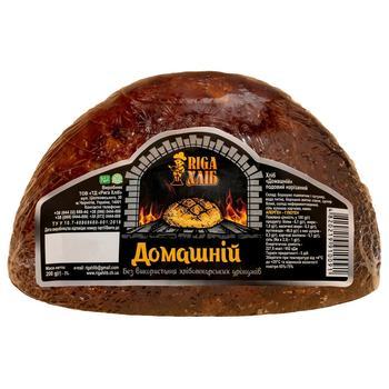 Хліб Riga Домашній бездріжджовий 200г - купити, ціни на Восторг - фото 1