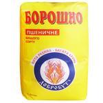 Dobrobut Top Grade Wheat Flour 1kg