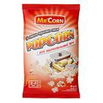 Попкорн Mc`Corn з маслом для мікрохвильової печі 90г