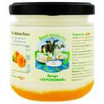 Villa Rose Peach Yogurt 3,5% 200g