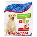 Корм Чиста ВигоДА! сухий для дорослих собак з м'ясом 2,5кг