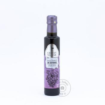Оцет бальзамічний Cretan Nectar з виноградною патокою 250мл - купити, ціни на Novus - фото 2