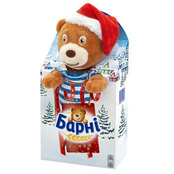 Barni Biscuits Assorti 3pcs 30g
