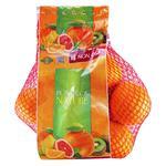 Апельсин фасованый 1кг