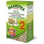 Maliutka Premium for children from 6 months with oatmeal flour milk dry mix 350g