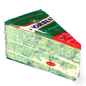 Сир Dorblu Classic 50% - купити, ціни на Ашан - фото 1