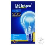 Лампа Искра А55 75Вт Е27 - купить, цены на Novus - фото 1