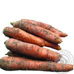 Овощи морковь свежая
