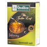 Чай Qualitea зеленый натуральный 100г