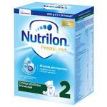 Молочная смесь Nutrilon 2 для детей с 6 до 12 месяцев  600г