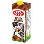 Молоко Mlekovita со вкусом шоколада 1л