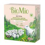 Таблетки для посудомоечной машины BioMio BIO-TOTAL 7-в-1 экологическиес маслом эвкалипта 30шт