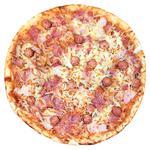 Bavarian Three Meat Pizza 500g