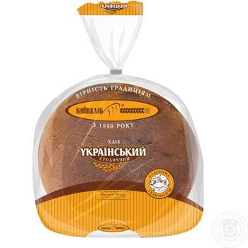 Хлеб Киевхлеб Украинский столичный 950г